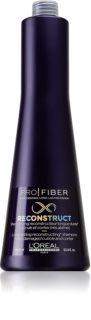 L'Oréal Professionnel Pro Fiber Reconstruct  champô para cabelos danificados