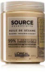 L'Oréal Professionnel Source Essentielle Sesame Oil Nourishing Mask For Sensitive Hair