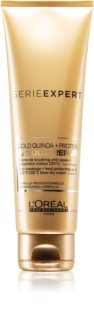 L'Oréal Professionnel Serie Expert Absolut Repair Gold Quinoa + Protein θρεπτική και θερμοπροστατευτική κρέμα