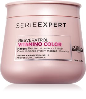 L'Oréal Professionnel Serie Expert Vitamino Color Resveratrol Nourishing Mask for Colour-Treated Hair