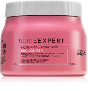 L'Oréal Professionnel Serie Expert Pro Longer Mască de întărire pentru părul slăbit, deteriorat și varfuri despicate