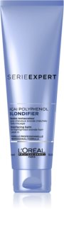 L'Oréal Professionnel Serie Expert Blondifier lapte termo-protector pentru par blond
