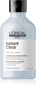 L'Oréal Professionnel Serie Expert Instant Clear curatarea profunda a scalpului anti matreata