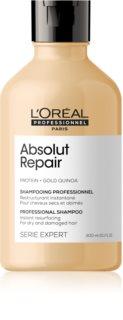 L'Oréal Professionnel Serie Expert Absolut Repair Gold Quinoa + Protein hloubkově regenerační šampon pro suché a poškozené vlasy