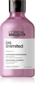 L'Oréal Professionnel Serie Expert Liss Unlimited vyhlazující šampon pro nepoddajné vlasy