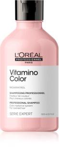 L'Oréal Professionnel Serie Expert Vitamino Color Resveratrol aufhellendes Shampoo für gefärbtes Haar