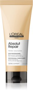 L'Oréal Professionnel Serie Expert Absolut Repair Gold Quinoa + Protein hloubkově regenerační kondicionér pro suché a poškozené vlasy