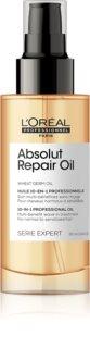 L'Oréal Professionnel Serie Expert Absolut Repair Gold Quinoa + Protein regenerační olej na vlasy