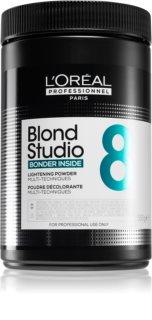 L'Oréal Professionnel Blond Studio Bonder Inside zesvětlující pudr