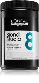 L'Oréal Professionnel Blond Studio Lightening Powder pudra decoloranta