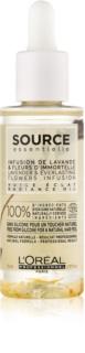 L'Oréal Professionnel Source Essentielle Infusion de Lavande & Fleurs d'Immortelle huile éclat pour cheveux colorés