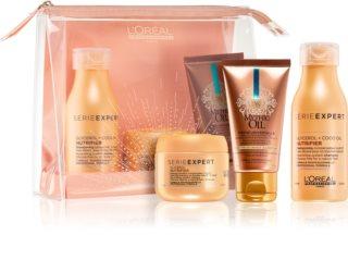 L'Oréal Professionnel Serie Expert Nutrifier Travelpack (zum nähren und Feuchtigkeit spenden)