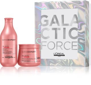 L'Oréal Professionnel Serie Expert Inforcer Gift Set I. (To Treat Hair Brittleness)