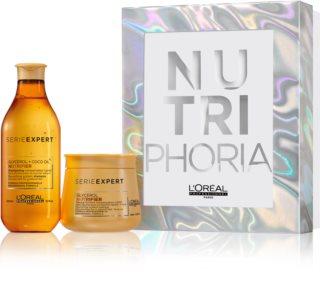 L'Oréal Professionnel Serie Expert Nutrifier ajándékszett I. (száraz hajra)