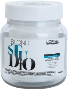 L'Oréal Professionnel Blond Studio Platinium Aufhellendes  Creme ohne Ammoniak