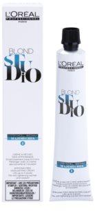 L'Oréal Professionnel Blond Studio Majimeches 1 Lysnende creme Ammoniakfri