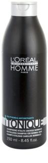 L'Oréal Professionnel Homme Tonique vyživujúci šampón pre normálne vlasy