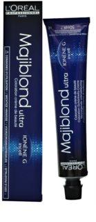 L'Oréal Professionnel Majiblond Ultra βαφή μαλλιών