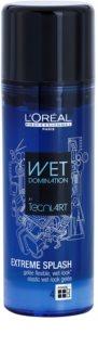 L'Oréal Professionnel Tecni.Art Wet Domination żel do włosów elastycznie utrwalające