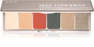 L.O.V. Eyeshadow Palette палитра сенки за очи