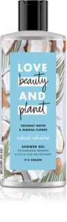 Love Beauty & Planet Radical Refresher освежаващ душ гел