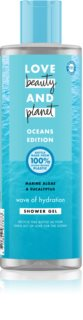 Love Beauty & Planet Oceans Edition Wave of Hydration nawilżający żel pod prysznic