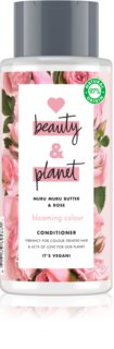 Love Beauty & Planet Blooming Colour après-shampoing pour cheveux colorés