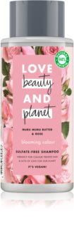 Love Beauty & Planet Blooming Colour šampon bez sulfata za obojenu kosu