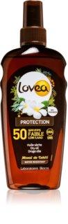 Lovea Protection Tør sololie SPF 50