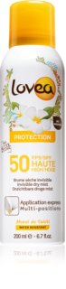 Lovea Protection zonnebrandmist in spray SPF 50
