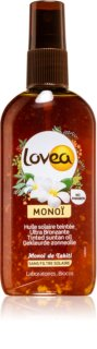 Lovea Monoi Toning Spray To Accelerate Tan