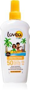 Lovea Kids Protection защитно мляко за деца за тен