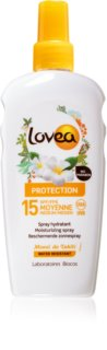 Lovea Protection leche protectora SPF 15