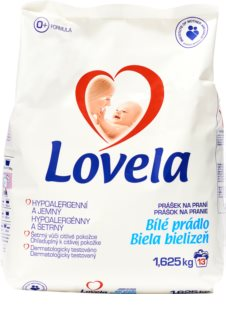 Lovela White detersivo in polvere