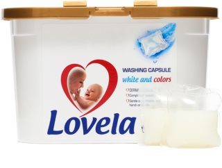 Lovela White and Colors Dosettes de lessive