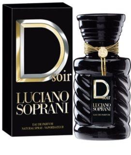 Luciano Soprani D Soir eau de parfum per donna 100 ml