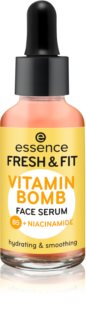 Essence Fresh & Fit Vitamin Bomb sérum hydratant aux vitamines