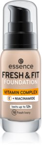 Essence Fresh & Fit fondotinta liquido