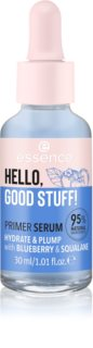 Essence Hello, Good Stuff! Blueberry & Squalane sérum hydratant