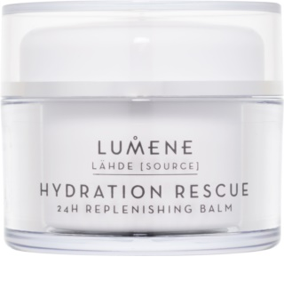 Lumene Lähde [Source of Hydratation] попълващ овлажняващ крем 24 часа