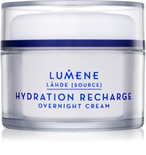 Lumene Lähde [Source of Hydratation] crema de noche hidratante