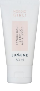 Lumene Nordic Girl! Clear it Up! Hydrating Emulsion Oil-Free