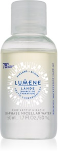 Lumene Lähde [Source of Hydratation] Zwei-Phasen Mizellenwasserr