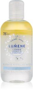 Lumene Lähde [Source of Hydratation] Zwei-Phasen Mizellenwasserr