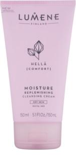 Lumene Cleansing Hellä [Comfort] Moisturising Cream Cleanser for Dry Skin
