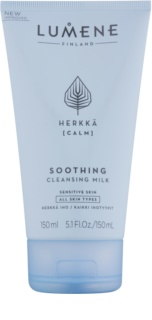 Lumene Cleansing Herkkä [Calm] Soothing Cleansing Lotion for Sensitive Skin