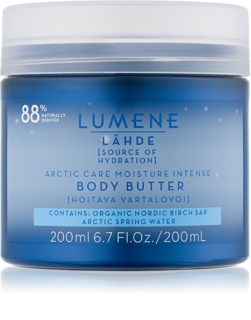Lumene Lähde [Source of Hydratation] burro corpo idratante intenso