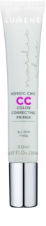 Lumene Nordic Chic CC Brightening and Unifying Makeup Primer