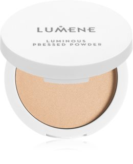 Lumene Luminous Pressed Powder highlighter