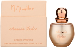 M. Micallef Ananda Dolce Eau de Parfum sample for Women